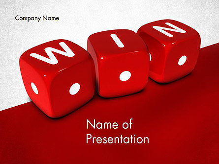Winning Combination PowerPoint Template