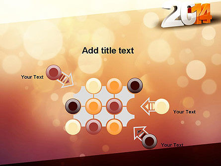2014 PowerPoint Template Slide 10