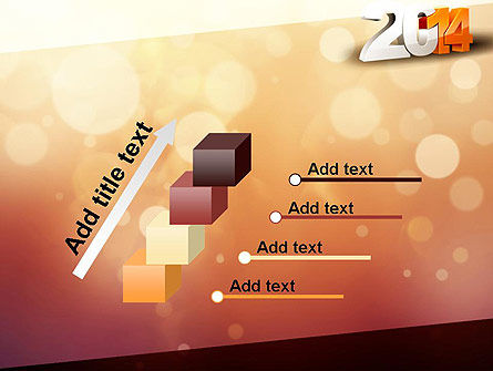 2014 PowerPoint Template Slide 14