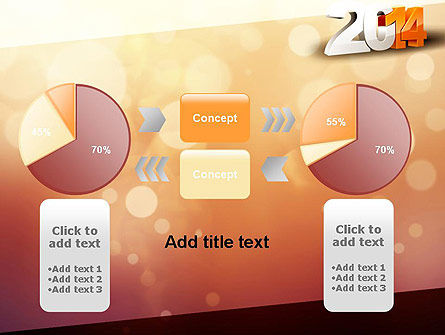2014 PowerPoint Template Slide 16