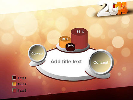 2014 PowerPoint Template Slide 6