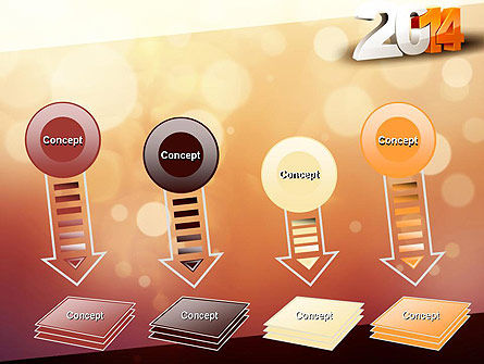 2014 PowerPoint Template Slide 8
