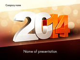 Holiday/Special Occasion: Modello PowerPoint - 2014 #11503