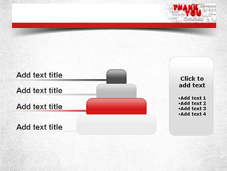 Thank You in Different Languages PowerPoint Template Slide 8