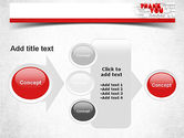 Thank You in Different Languages PowerPoint Template#17