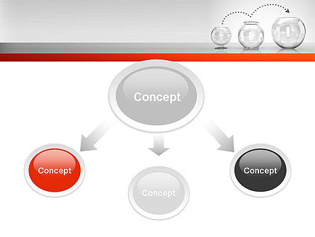 Grow Strategy Concept PowerPoint Template, Slide 4, 11507, Consulting — PoweredTemplate.com