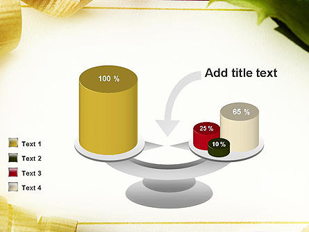 Beautiful Greeting Card PowerPoint template Slide 10