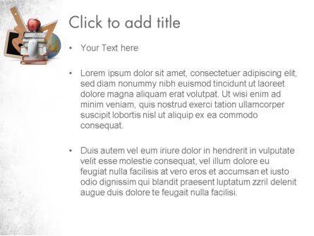 School Curriculum PowerPoint Template, Slide 3, 11511, Education & Training — PoweredTemplate.com