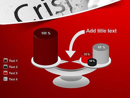 Erasing Crisis PowerPoint Template Slide 10