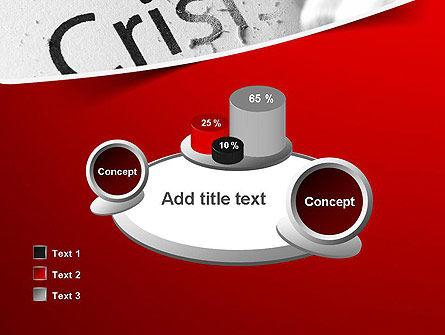 Erasing Crisis PowerPoint Template Slide 16