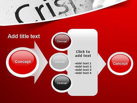Erasing Crisis PowerPoint Template Slide 17