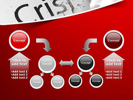 Erasing Crisis PowerPoint Template Slide 19