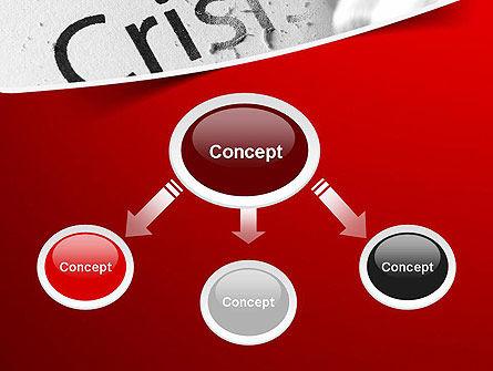 Erasing Crisis PowerPoint Template Slide 4