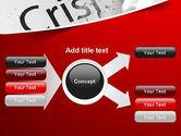 Erasing Crisis PowerPoint Template#14