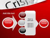 Erasing Crisis PowerPoint Template#17