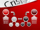 Erasing Crisis PowerPoint Template#19