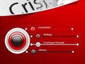 Erasing Crisis PowerPoint Template#3