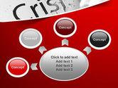 Erasing Crisis PowerPoint Template#7