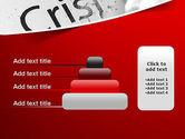 Erasing Crisis PowerPoint Template#8