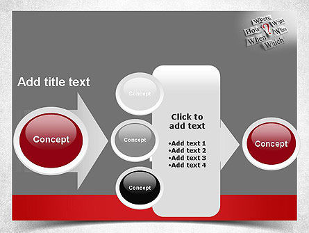 Curiosity Questions PowerPoint Template Slide 17
