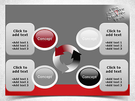 Curiosity Questions PowerPoint Template Slide 9