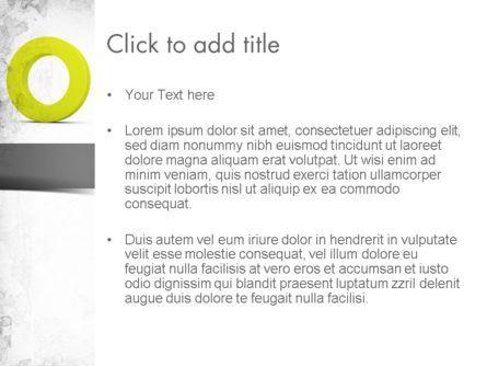 Light Green Zero PowerPoint Template, Slide 3, 11521, Education & Training — PoweredTemplate.com