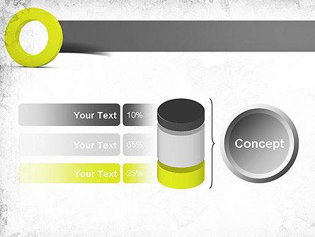 Light Green Zero PowerPoint Template Slide 11