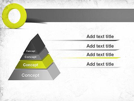 Light Green Zero PowerPoint Template Slide 12