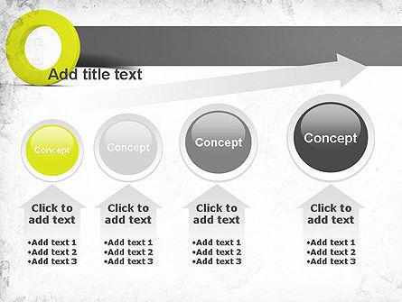 Light Green Zero PowerPoint Template Slide 13