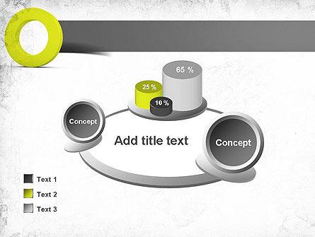 Light Green Zero PowerPoint Template Slide 16