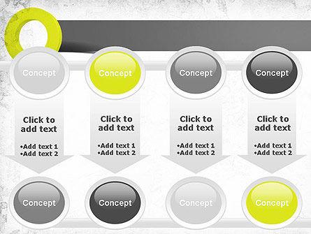 Light Green Zero PowerPoint Template Slide 18