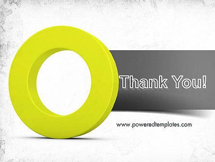 Light Green Zero PowerPoint Template Slide 20