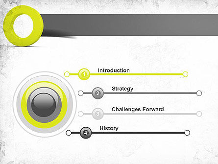Light Green Zero PowerPoint Template, Slide 3, 11521, Education & Training — PoweredTemplate.com