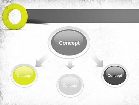 Light Green Zero PowerPoint Template, Slide 4, 11521, Education & Training — PoweredTemplate.com