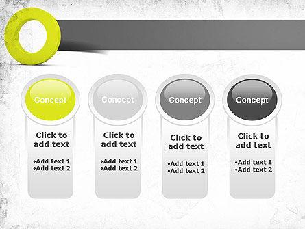 Light Green Zero PowerPoint Template Slide 5
