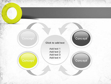 Light Green Zero PowerPoint Template Slide 6