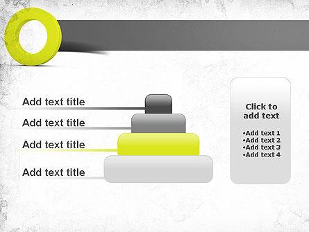 Light Green Zero PowerPoint Template Slide 8