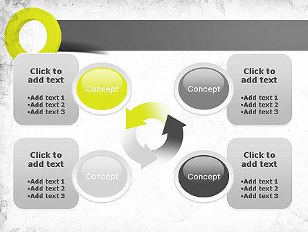 Light Green Zero PowerPoint Template Slide 9