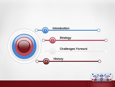 Bioactive Compounds PowerPoint Template, Slide 3, 11522, Technology and Science — PoweredTemplate.com