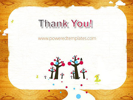 Enchanted Forest PowerPoint Template Slide 20