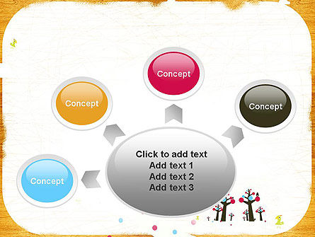 Enchanted Forest PowerPoint Template Slide 7