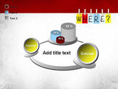 Where Question PowerPoint Template#16