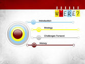 Where Question PowerPoint Template#3
