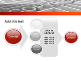 Intellectual Property Maze PowerPoint Template#17