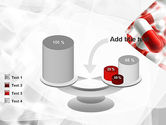 Red and White Pills PowerPoint Template#10