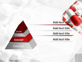 Red and White Pills PowerPoint Template#12