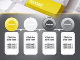 Success Computer Button PowerPoint Template#5