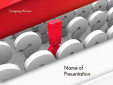 Business Concepts: Response PowerPoint Template #11543