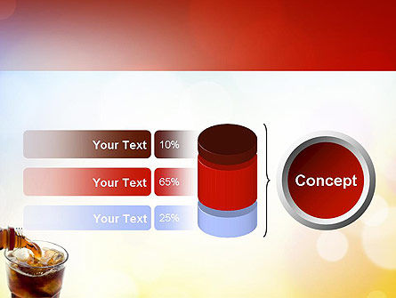 Cola Drinks PowerPoint Template Slide 11