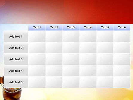 Cola Drinks PowerPoint Template Slide 15